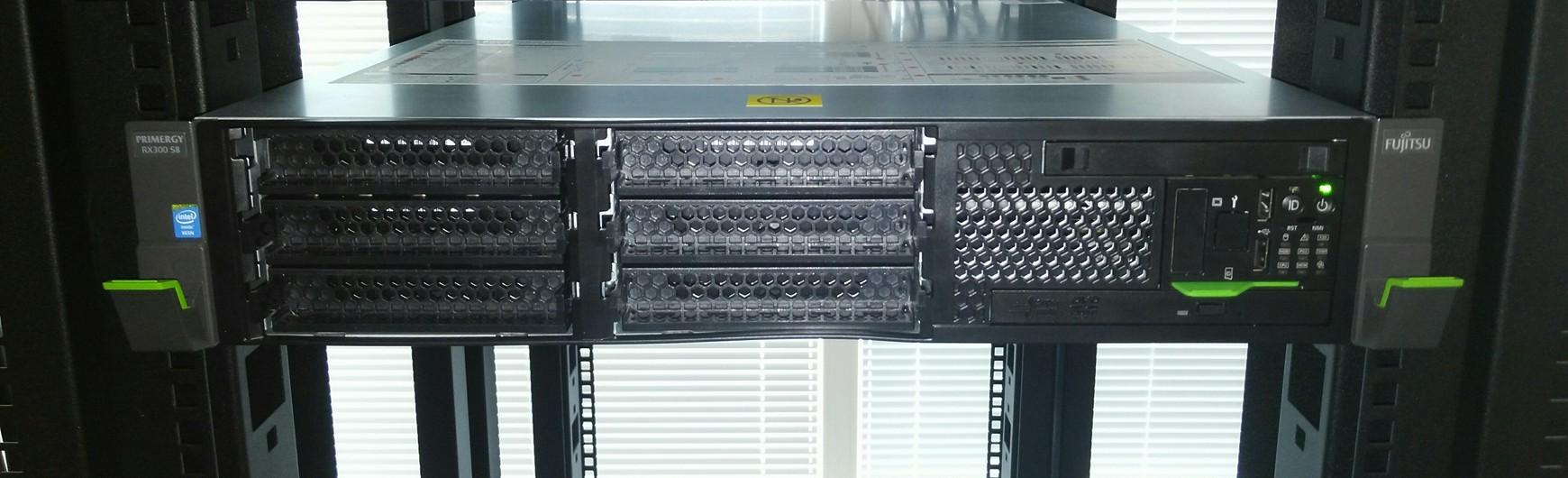 Fujitsu RX300